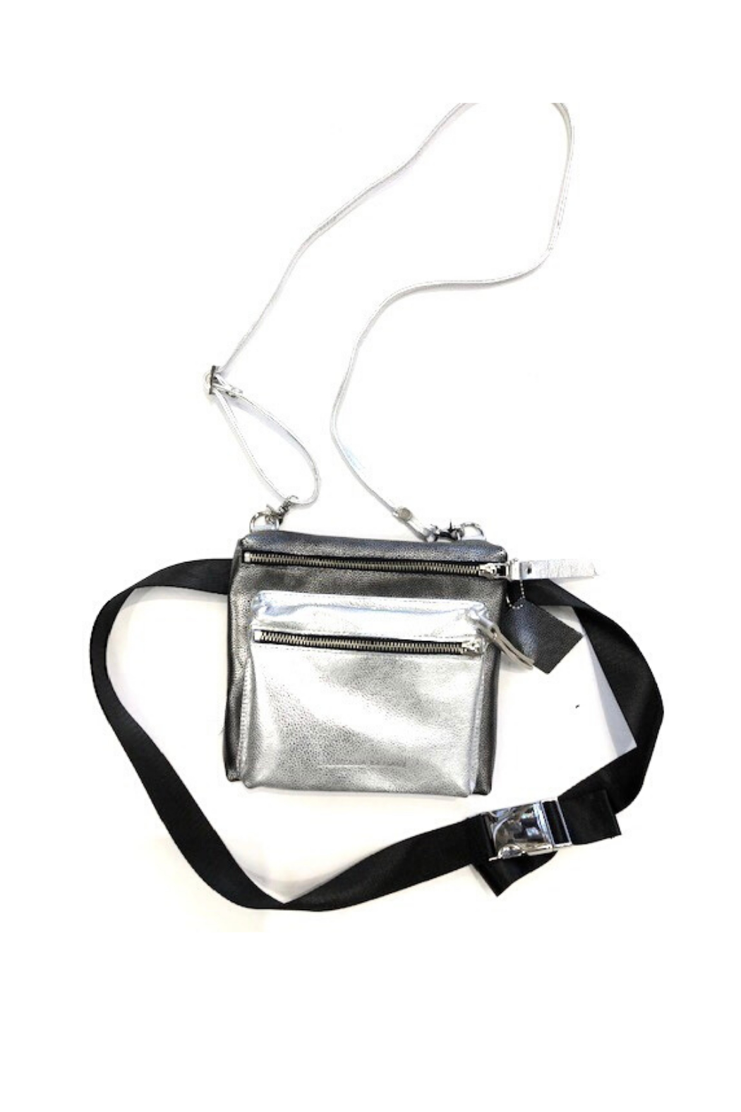 daniella lehavi Nova Crossbody Pouch With Belt Bag Option - Front Cropped Image