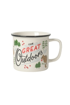 Shoptiques Product: Great Outdoors Mug