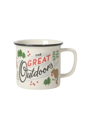 Now Designs Great Outdoors Mug - Product Mini Image
