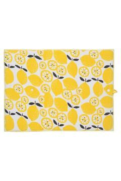Shoptiques Product: Lemon-Pop Drying Mat