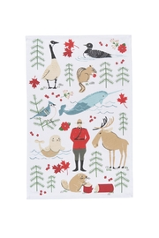 Now Designs True North Dishtowel - Front cropped