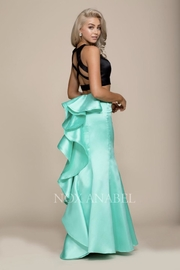 NOX A N A B E L Two-Piece Formal Dress - Front full body
