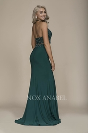 NOX A N A B E L Two Piece Formal-Dress - Front full body