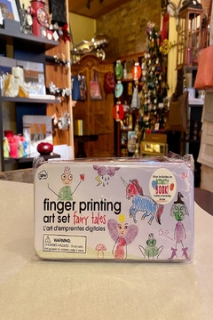 NPW Finger Printing Fairies - Product List Image