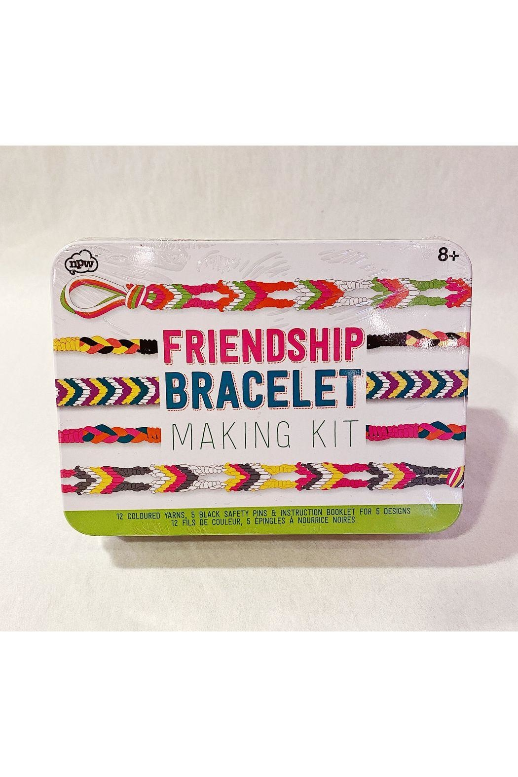 NPW Friendship Bracelet Kit - Main Image