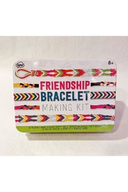 NPW Friendship Bracelet Kit - Front cropped
