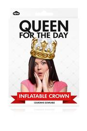NPW Queen Inflatable Crown - Product Mini Image