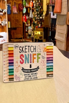 NPW Sketch & Sniff Pencils - Alternate List Image
