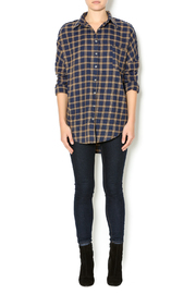 NU New York Artist Flannel - Front full body
