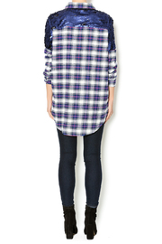 NU New York Artist Flannel - Side cropped