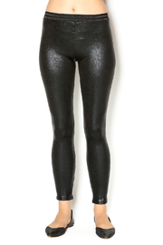 NU New York Black Python Legging - Product Mini Image