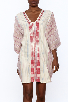 NU New York Bohemian Style Striped Dress - Product List Image
