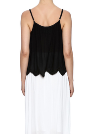 NU New York Catwalk Camisole Blouse - Back cropped