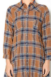 NU New York Fearless Flannel Dress - Other