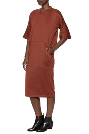 Shoptiques Product: Fitted Knit Dress