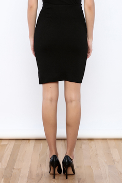 Shoptiques Product: Knit Fit Pencil Skirt