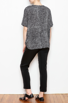 NU New York Lace Print Top - Alternate List Image