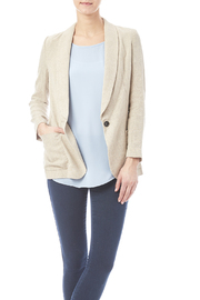 NU New York Linen Blazer - Product Mini Image