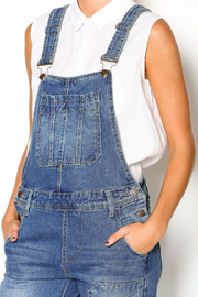 NU New York Old School Overall - Other