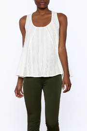 NU New York Light Sleeveless Blouse - Front cropped