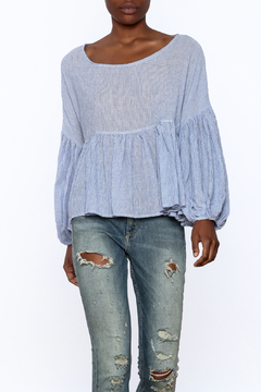 Shoptiques Product: Scoop Neck Top