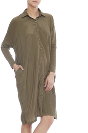 NU New York Silky Shirt dress - Product Mini Image