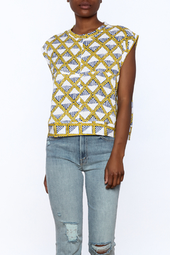 Shoptiques Product: Fun Yellow Top
