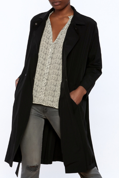 Shoptiques Product: Stretchy Overcoat