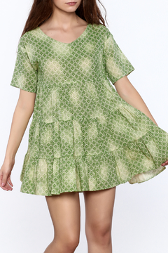 NU New York Three Tiered Dress - Product List Image