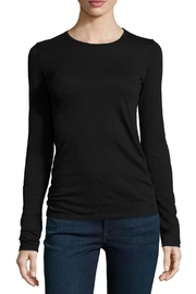 Nu Construction Black Long-Sleeve T - Product Mini Image