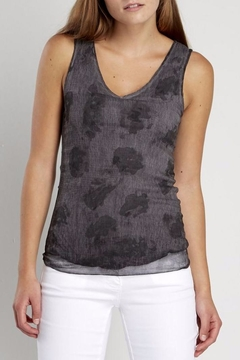 NU Denmark Abstract Sheer Tank - Product List Image