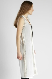 NU Denmark Vest With Beads - Side cropped