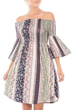 Nu Label Boho Knee Length Dress - Product List Image