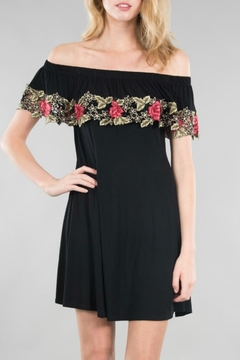 Nu Label Rose Lace Dress - Product List Image