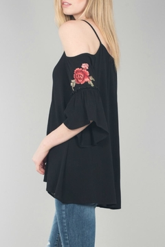 Nu Label Rosie Cold Shoulder Top - Alternate List Image