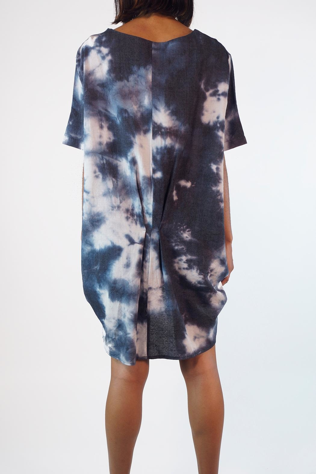 NU New York Grey Cloud Tunic - Front Full Image