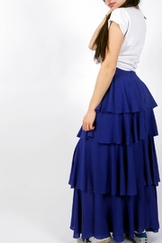NU New York Multi Frill Skirt - Product Mini Image