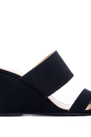 Chinese Laundry Nubuck black Wedge - Product Mini Image