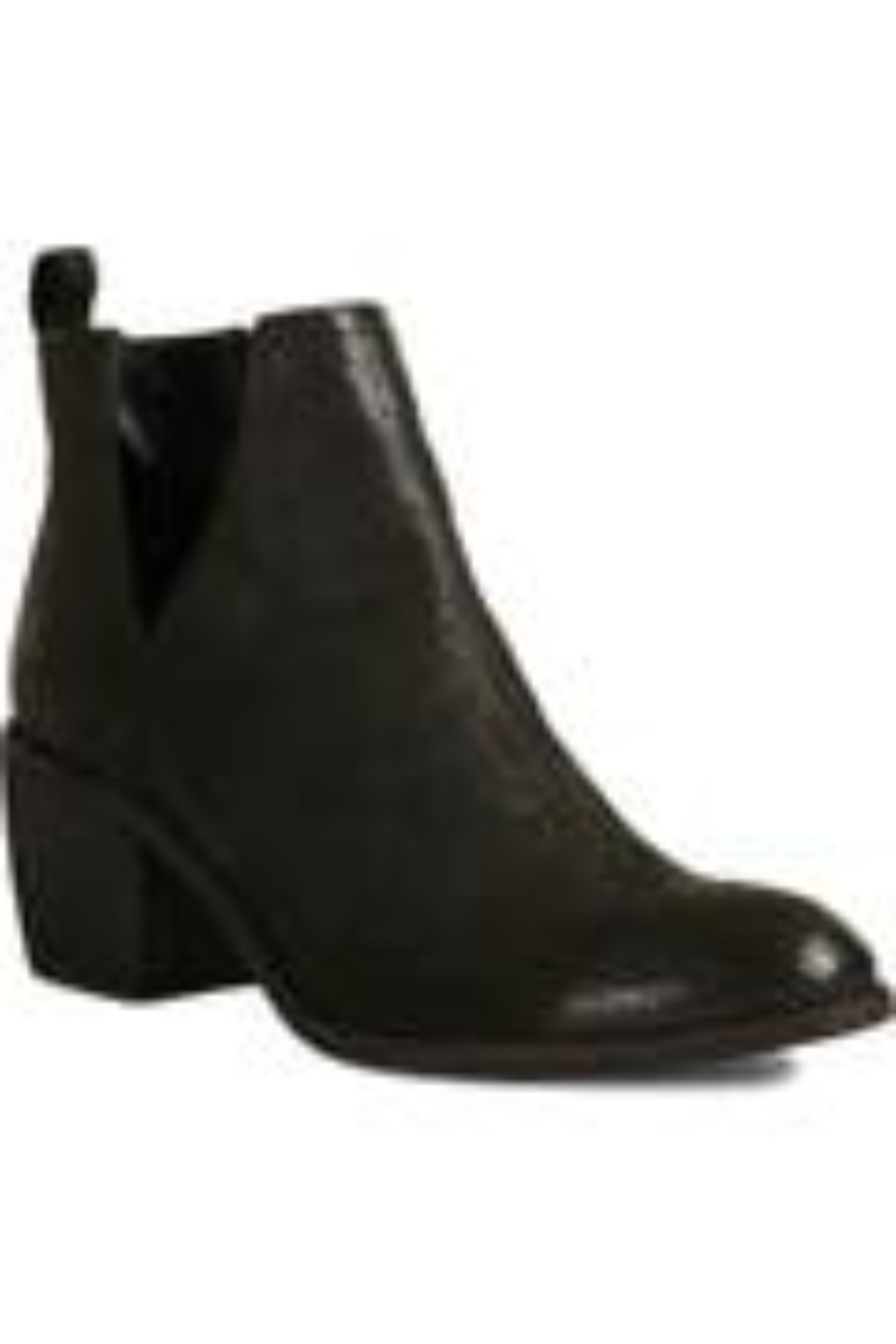 Band Of Gypsies Nubuck bootie - Front Cropped Image