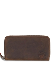 Herschel Supply Co. Nubuck Thomas Wallet - Product Mini Image