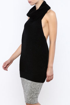 Shoptiques Product: Backless Turtleneck Sweater