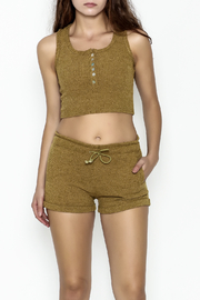NUDE Bohemian Crop Top - Product Mini Image