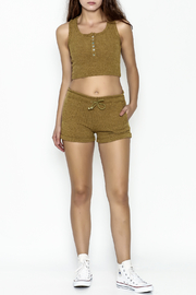 NUDE Bohemian Jogger Shorts - Side cropped