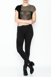 NUDE Chain Top - Side cropped
