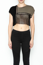 NUDE Chain Top - Front full body