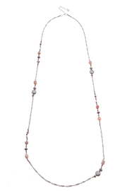 NAKAMOL CHICAGO Nude mix necklace - Product Mini Image