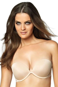 Shoptiques Product: Nude Strapless Bra
