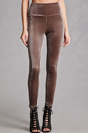 NUDE Velvet Legging - Product Mini Image