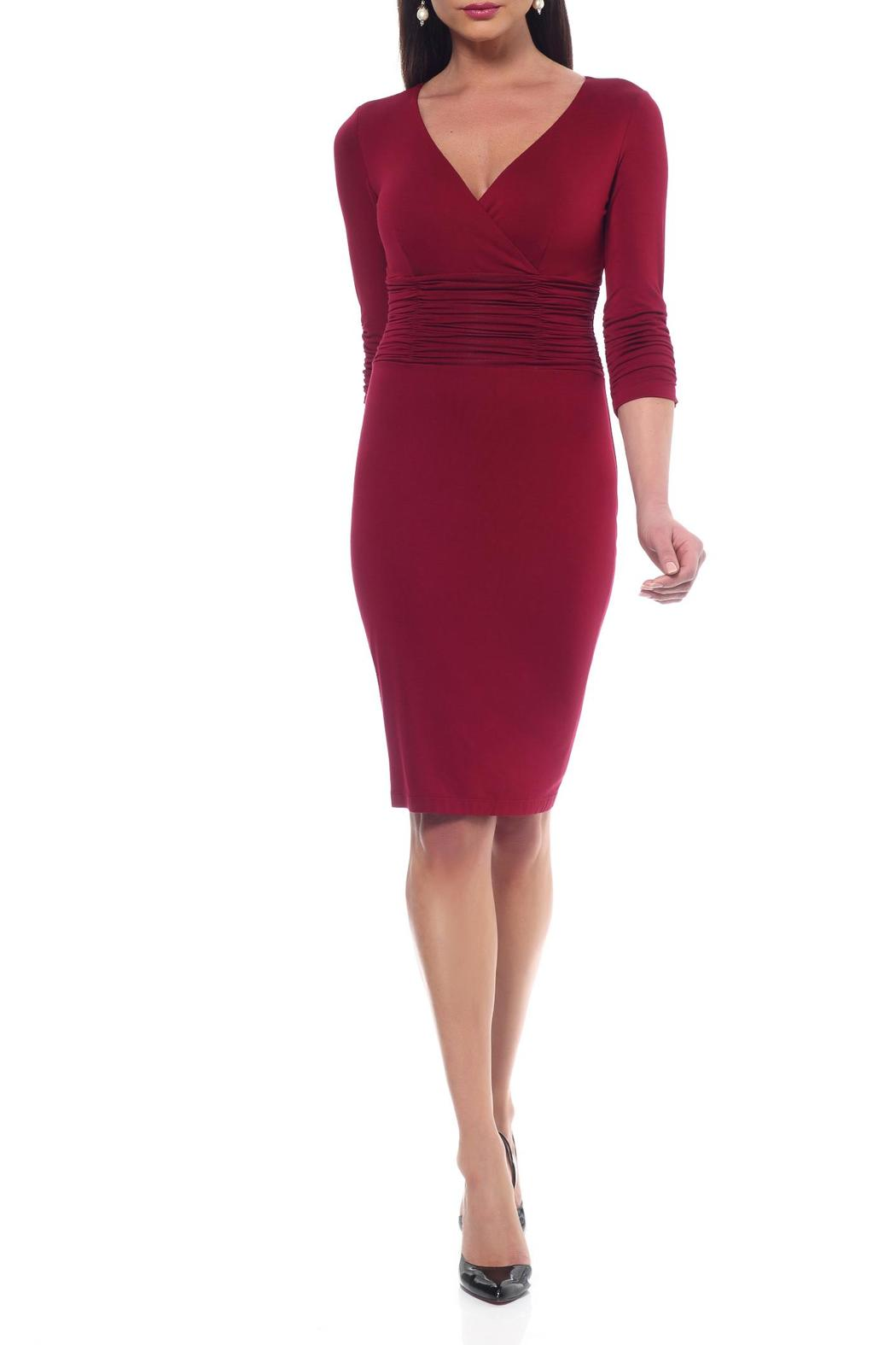 Nue by Shani Knit Sheath Dress from Montana by Olive + Iron ...