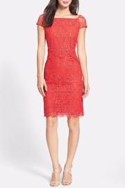 Nue by Shani Neon Lace Dress - Product Mini Image